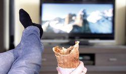 Grignotage et calories : que regardez-vous à la télé ?