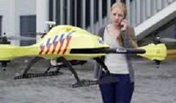 Le drone qui peut sauver des vies