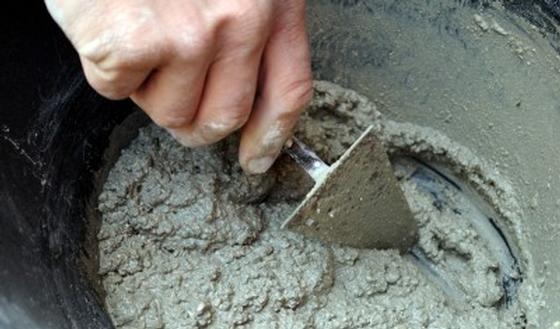 bricoleurs attention au ciment. Black Bedroom Furniture Sets. Home Design Ideas
